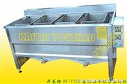 供应花生加工机/油炸花生米机器/油水混合油炸机