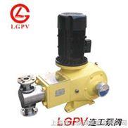 上海连工J-ZR型柱塞式计量泵
