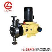上海连工J-TM型液压隔膜计量泵