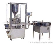 自动液体膏体灌装生产线