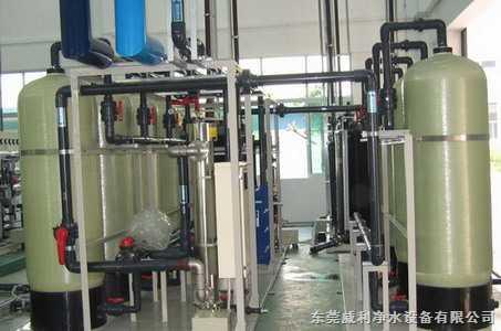 电厂锅炉除盐软化水处理设备, 锅炉软水设备