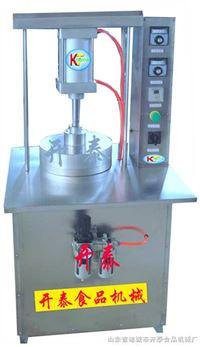 同泰烤鸭饼机|电动烤鸭饼机|不锈钢烤鸭饼机|薄饼机