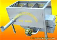 燃煤油水混合油炸锅型号/油水分离油炸锅价格