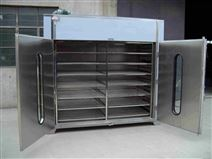 雙門熱風循環烘箱設備