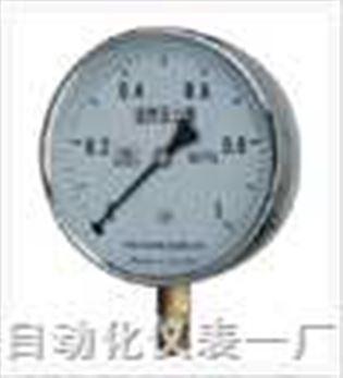 电阻远传压力表/YTZ-150电阻远传压力表