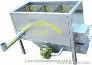 燃煤小炸锅/燃煤油炸设备/燃煤油水混合油炸锅
