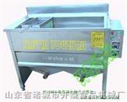 油炸机|电加热油炸机|多功能油炸锅|蚕豆油炸机