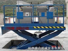 液压升降台_中国食品机械设备网图片