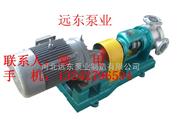 107胶输送泵/防爆高粘度齿轮泵