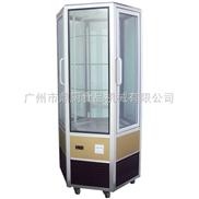 六面玻璃展示冷柜