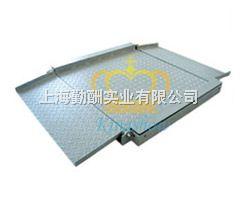 浦东新区5吨双层电子地磅平台秤