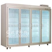 上海超市賣飲料的冰柜