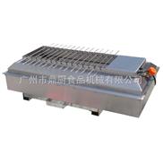 GB-700-燃气自动旋转烧烤炉