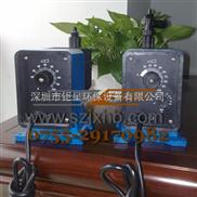 PAM加药泵X100机械隔膜计量泵