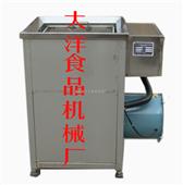 实用型、电加热油炸机|水油一体油炸机