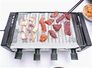無煙紙上燒烤爐|韓式燒烤爐|鄭州燒烤爐|燒烤爐