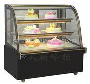 香港蛋糕柜_冷柜保鲜柜