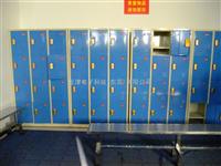 18门防水储物柜游泳池衣柜|游泳场防水柜