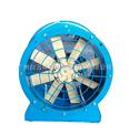 低噪声轴流通风机(BYG)