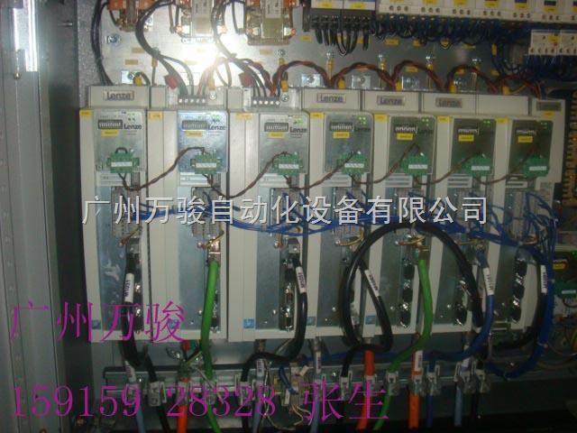 伦茨变频器维修EVS9300 EVF9300无输出过电流故障维修-广州伦茨变频器维修厂家