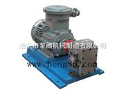 高粘度齒輪泵系列