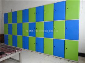 18门储物柜游泳池防水柜 浴室防水柜生产商