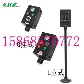 LNZ-A2B1D3K1L 带电流表操作柱(配立柱) 50/1