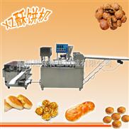 直銷油酥餅機廠家出售酥餅機酥餅機價格旭眾專業生產酥餅機