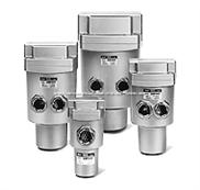 SMC气动元件带前置过滤器的微雾分离器AMH系列AMH250-02