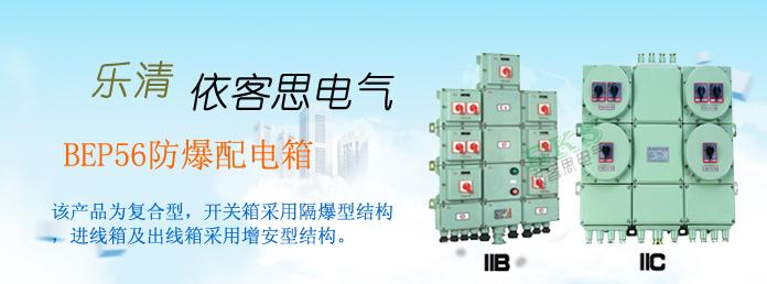 BEP56-T4K63/32防爆配电箱 4回路32A带总开关63A防爆配电箱