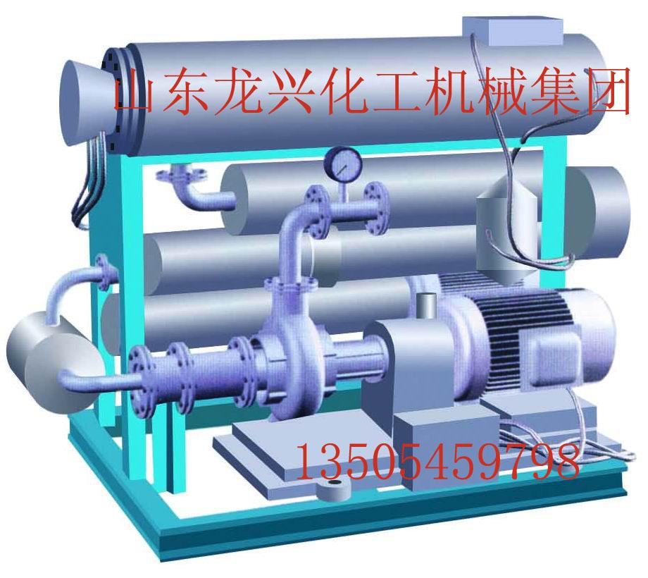 山东锅炉结构图解