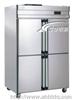 不锈钢双门冷葳柜 不锈钢四门冷藏柜 不锈钢四门冷柜
