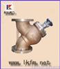 氧气专用阀:Y型全铜氧气过滤器