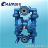 QBY-F衬四氟气动隔膜泵,衬氟隔膜泵
