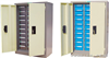 3310D带门带锁零件柜衣扣存柜,小饰品样品柜,五金样品柜