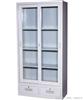 二抽玻璃门档案柜档案柜、办公室档柜、资料柜