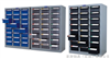 NF-1308防静电零件柜24抽防静电零件柜,24抽电子元器件存放柜
