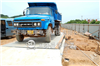 scs上海160吨左右拖拉机电子泵秤,160T农用车电子磅