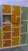 12门储物柜健身房专用的更衣柜