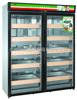供應康庭消毒柜-立式帶烘干/臭氧/變頻雙門/學校食堂消毒柜