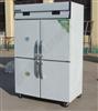 滨州世瑞四门厨房冰柜 四门双温不锈钢冷柜