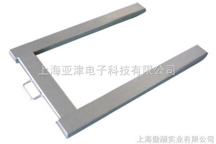 SCS-1.5T广州U型电子地磅秤