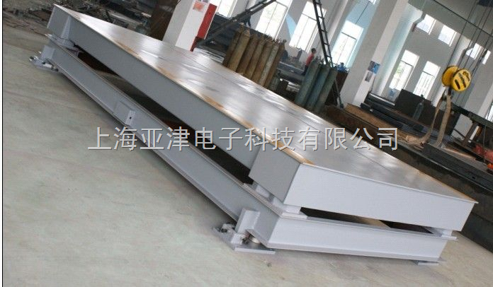 SCS-15T山东缓冲型电子地磅(15吨)