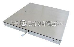 SCS-1.5吨上海嘉定超低型双层电子磅